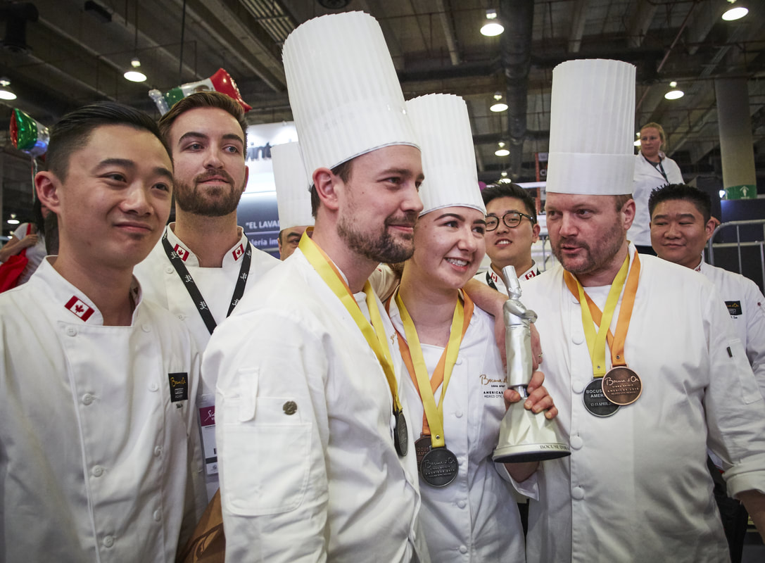 Canadian talent is taking centre stage at Bocuse d'Or | MENU
