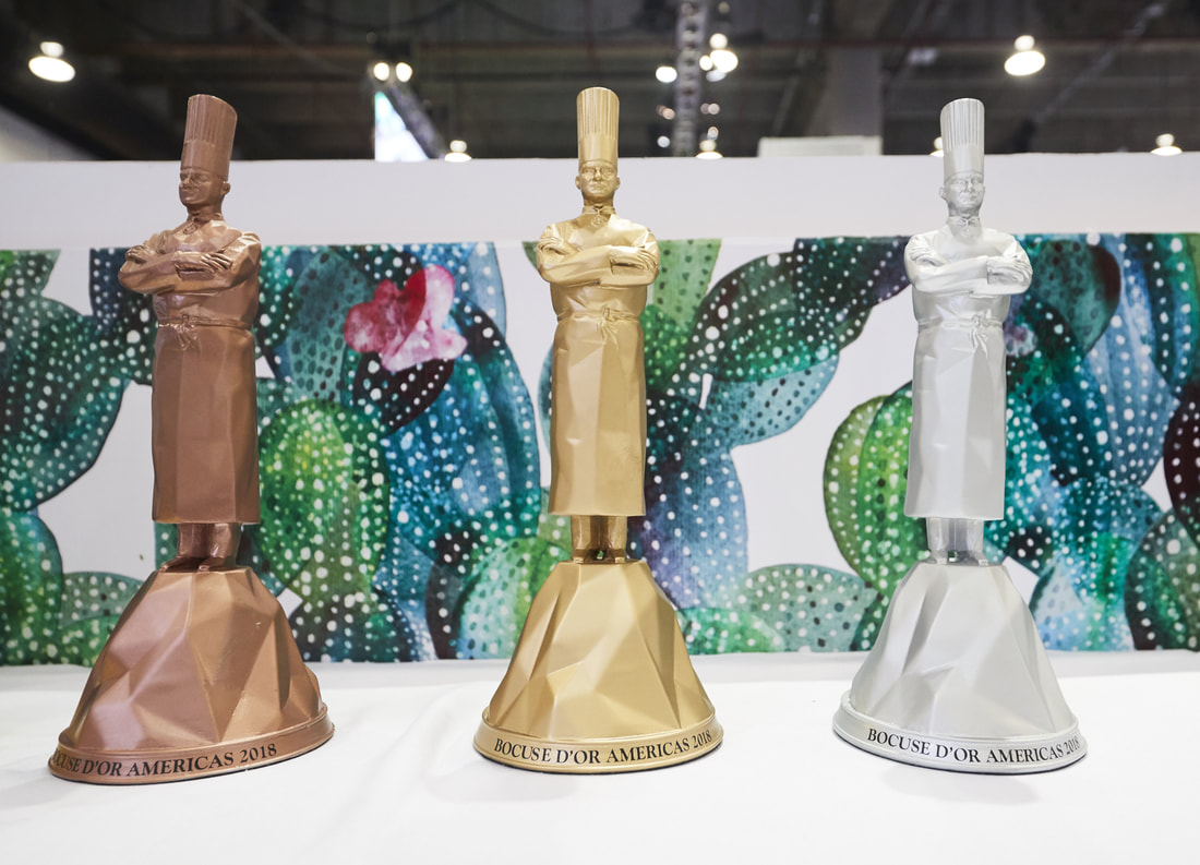 Canadian Talent is Taking Center Stage at Bocuse d'Or