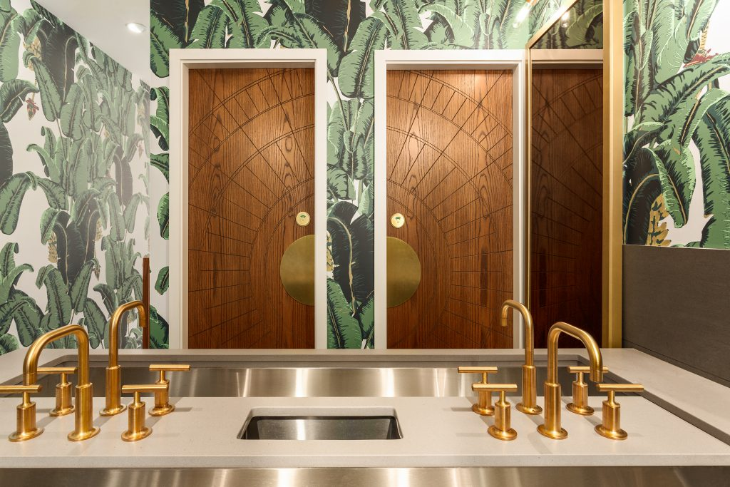 Two Canadian Restaurants Recognized for their Wondrous Washrooms