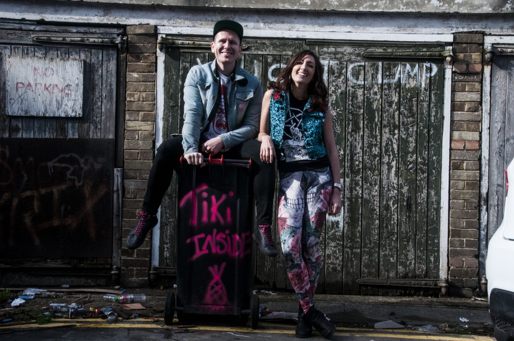 One-on-one with Iain Griffiths of Trash Tiki