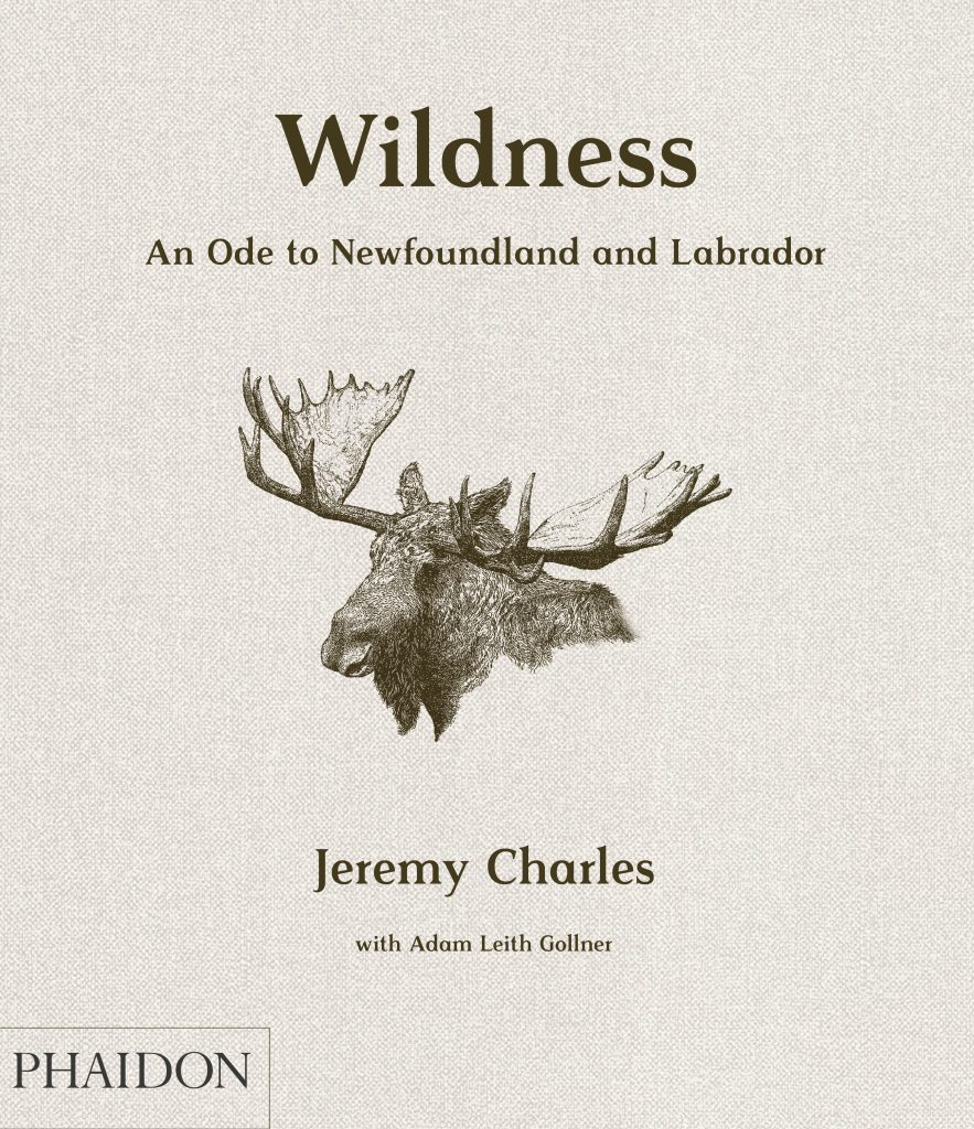 'Wildness' cookbook by Chef Jeremy Charles