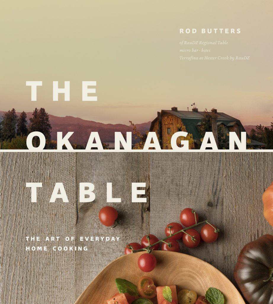 The Okanagan Table Cookbook