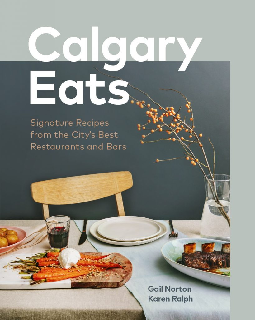 Calgary Eats Book Cover